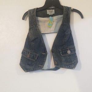 ❤️ Jean vest